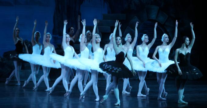 Russian Ballet Theatre: Swan Lake at The Wiltern