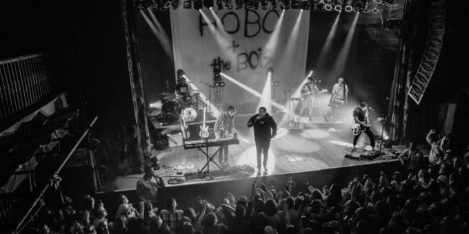 Hobo Johnson & The Lovemakers at The Wiltern
