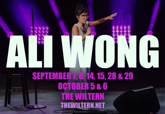 Ali Wong at The Wiltern