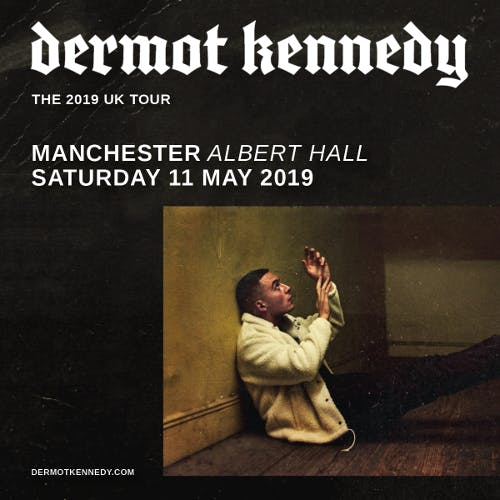 Dermot Kennedy at The Wiltern