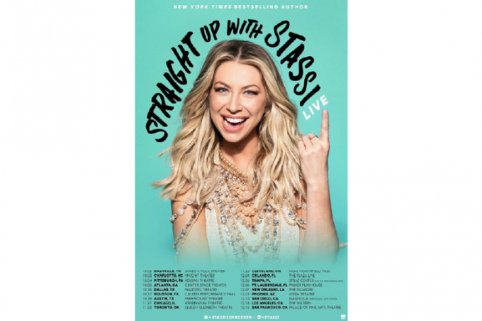 Straight Up with Stassi at The Wiltern