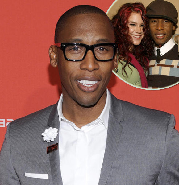 Raphael Saadiq at The Wiltern