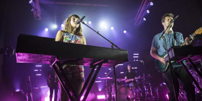 Oh Wonder at The Wiltern