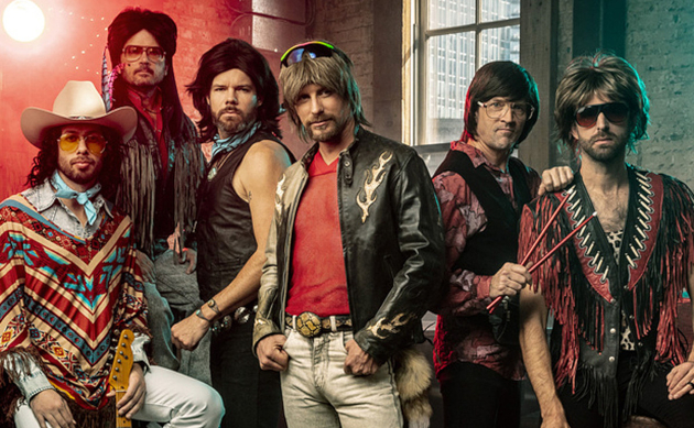 Hot Country Knights [POSTPONED] at The Wiltern