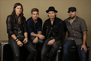 Needtobreathe at The Wiltern