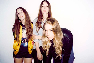 Haim at The Wiltern