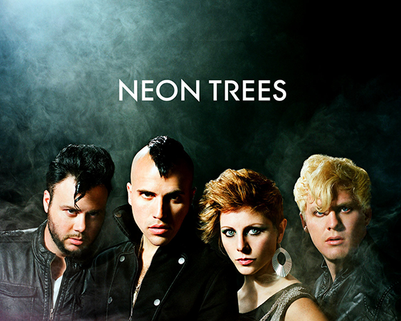 Pop Psychology Tour: Neon Trees at The Wiltern