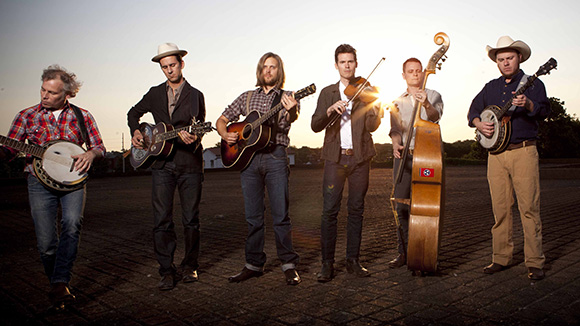 Old Crow Medicine Show at The Wiltern