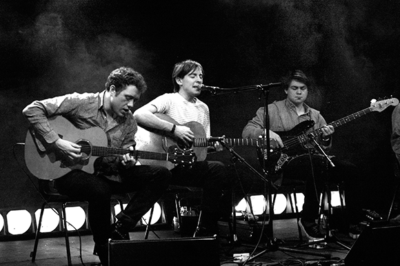 Bombay Bicycle Club & Milo Greene at The Wiltern