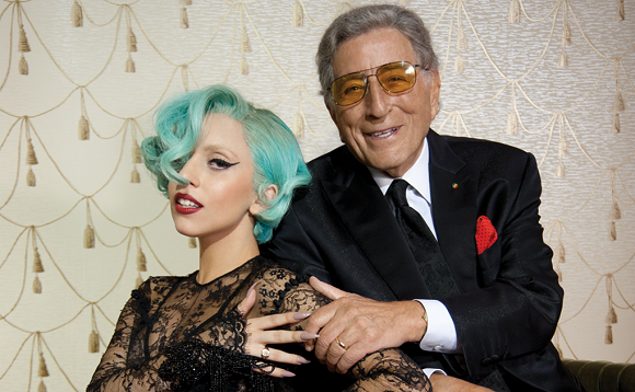 Tony Bennett & Lady Gaga at The Wiltern