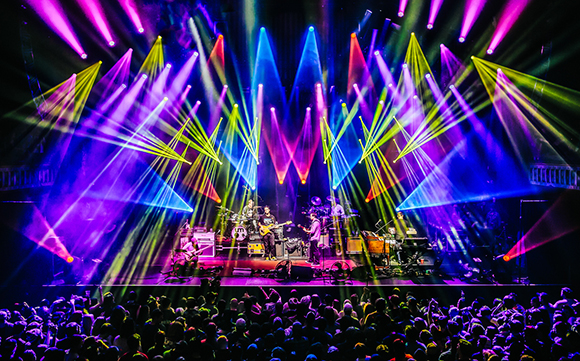 Umphrey's McGee & Joshua Redman at The Wiltern