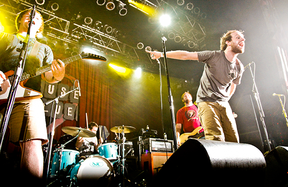 The Wonder Years & Motion City Soundtrack at The Wiltern