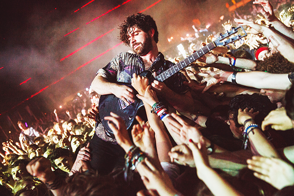 Foals at The Wiltern