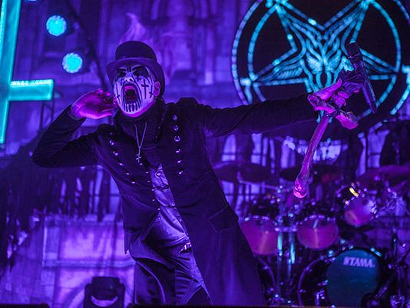 King Diamond at The Wiltern