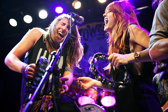 Lights & The Mowgli's at The Wiltern