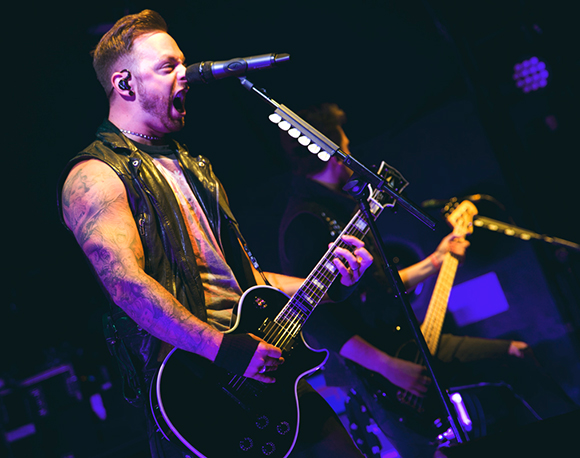 Bullet for My Valentine & Asking Alexandria at The Wiltern