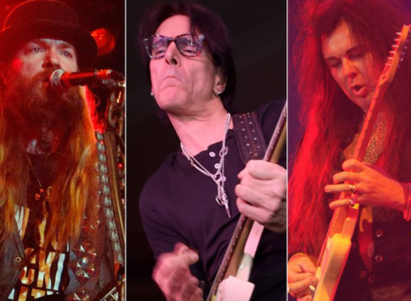 Generation Axe: Steve Vai, Zakk Wylde, Yngwie Malmsteen, Numo Bettencourt & Tosin Abasi at The Wiltern