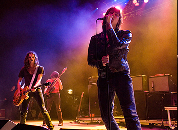 The Strokes at The Wiltern