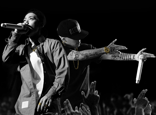 Dok2 & The Quiett at The Wiltern