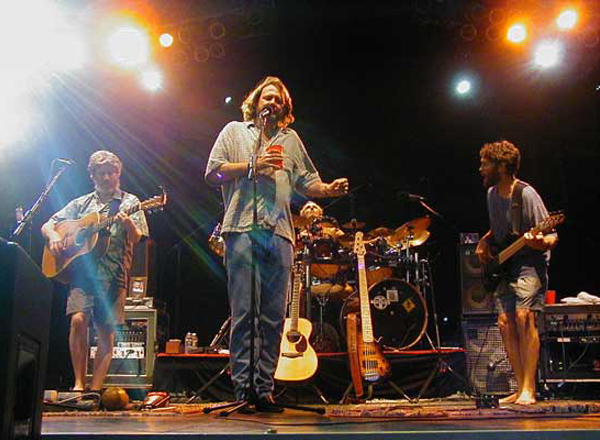 Widespread Panic, Jerry Joseph & The Jackmormons at The Wiltern