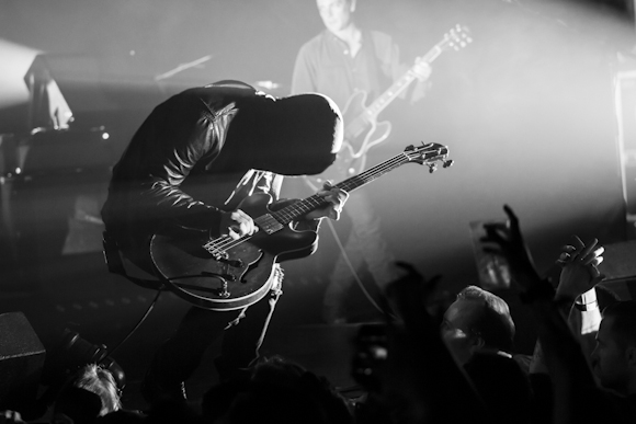 Black Rebel Motorcycle Club & Death From Above 1979 at The Wiltern