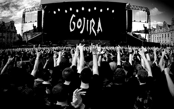 Gojira at The Wiltern