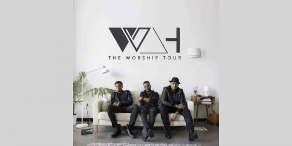 Travis Greene, Anthony Brown and Group Therapy & Jonathan McReynolds  at The Wiltern