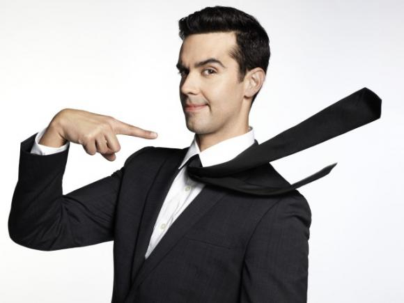Michael Carbonaro at The Wiltern