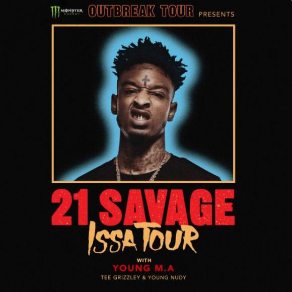 21 Savage, Young M.A., Tee Grizzley & Young Nudy at The Wiltern
