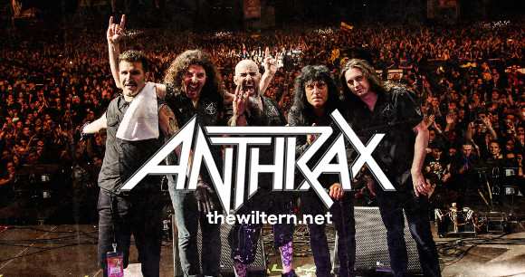 Anthrax, Killswitch Engage & The Devil Wears Prada at The Wiltern