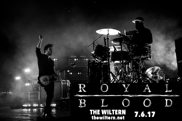 Royal Blood at The Wiltern