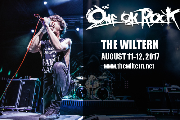 One Ok Rock - Saturday Admission at The Wiltern