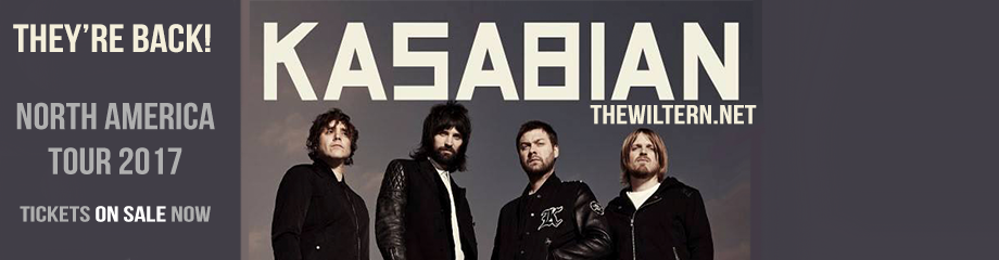 Kasabian at The Wiltern