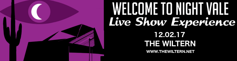 Welcome To Night Vale at The Wiltern