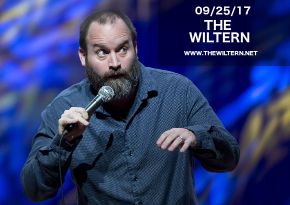 Tom Segura at The Wiltern