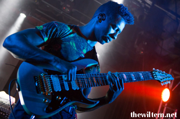 Animals As Leaders & Periphery at The Wiltern