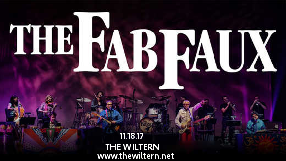 The Fab Faux at The Wiltern