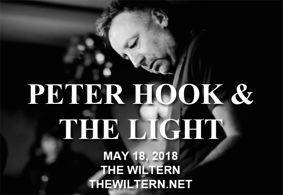 Peter Hook and The Light at The Wiltern
