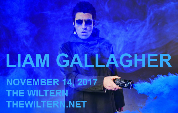 Liam Gallagher at The Wiltern