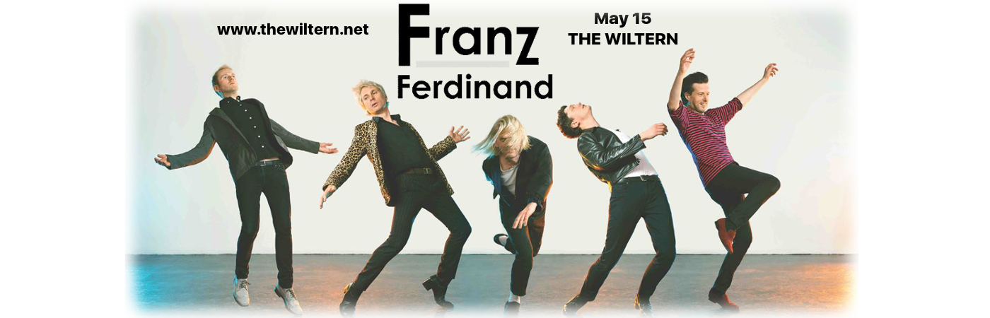 Franz Ferdinand at The Wiltern