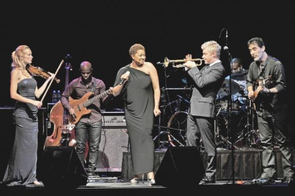 Chris Botti at The Wiltern