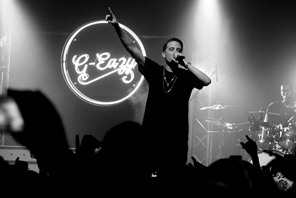 G-Eazy at The Wiltern