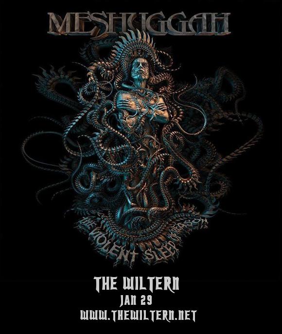 Meshuggah at The Wiltern