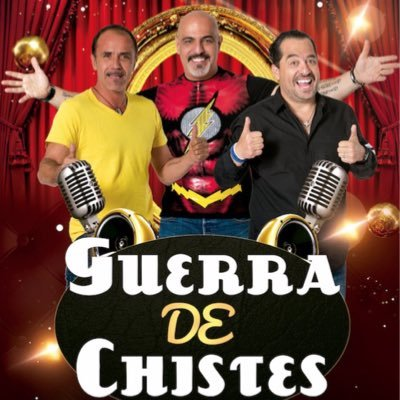 Guerra De Chistes at The Wiltern
