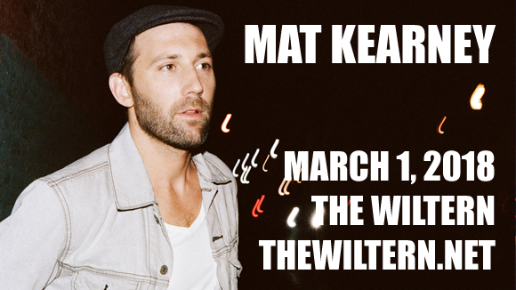 Mat Kearney at The Wiltern