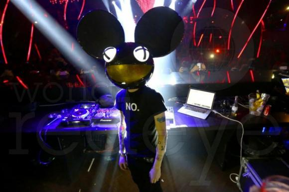 Deadmau5 at The Wiltern