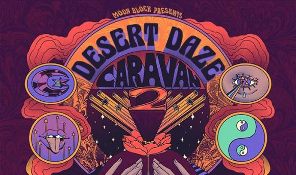 Desert Daze Caravan: Ariel Pink, DIIV, Suuns & Nick Hakim at The Wiltern