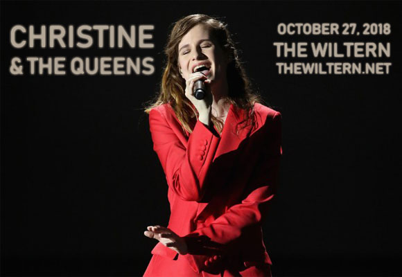 Christine and The Queens at The Wiltern