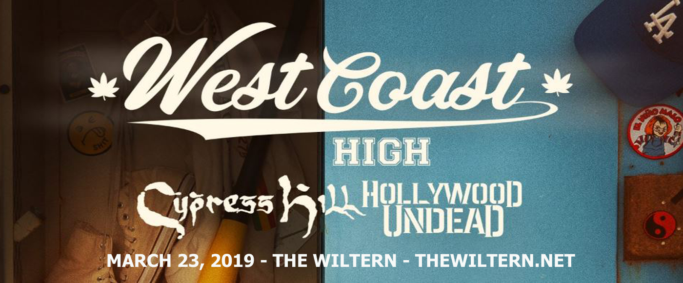 Cypress Hill & Hollywood Undead at The Wiltern