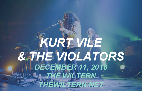Kurt Vile and The Violators at The Wiltern